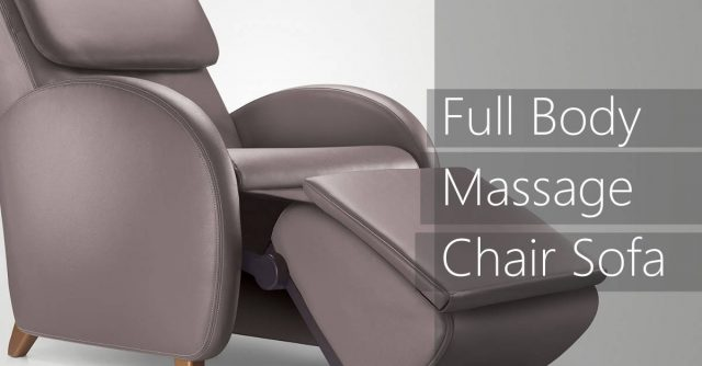 Top 3 Best Full Body Massage Sofa Chair India