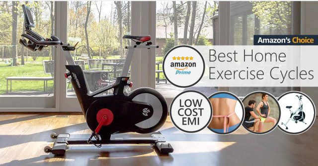 Top 3 Home Exercise Cycles India 2020
