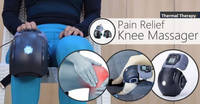 Knee Joint Pain Relief Massager India 2021