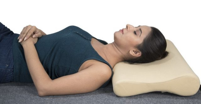 Cervical Pillow Neck Pain India 2020