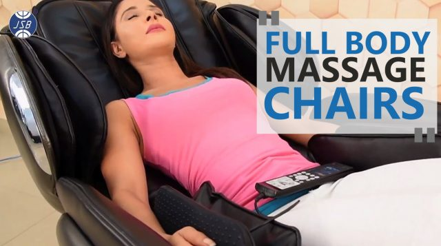 Best Full Body Massage Chair in India 2019