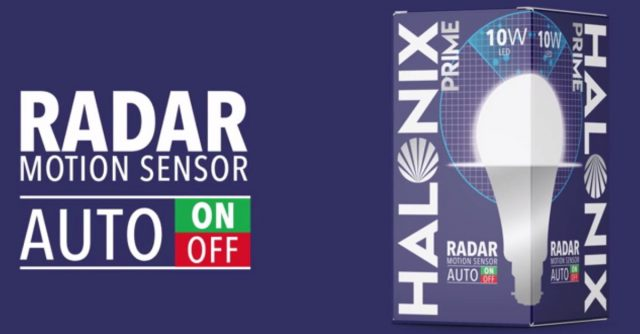 Halonix Motion Sensor LED Bulb India